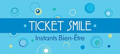 Jeu du bien-être Ticket Smile
